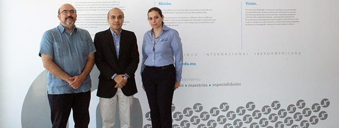 Representantes de la Universidad Autónoma de Nuevo León visitan UNINI México