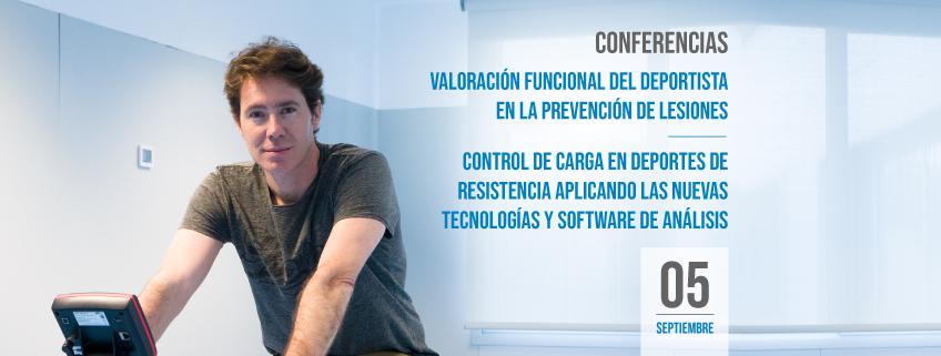 FUNIBER organiza en Chile dos conferencias sobre deporte impartidas por el Dr. Aurelio Corral