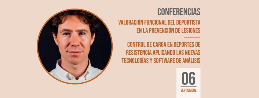El Dr. Aurelio Corral imparte conferencias en Chile sobre entrenamiento y prevención de lesiones