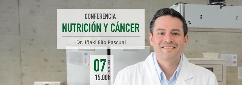 FUNIBER organiza en Perú conferencia sobre Nutrición y Cáncer