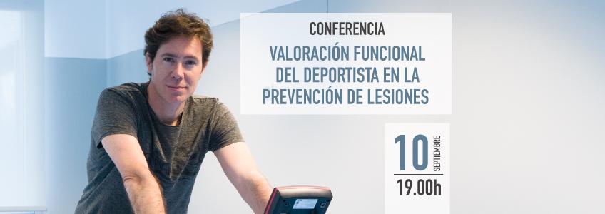 El Dr. Aurelio Corral impartirá conferencia en Guayaquil sobre la prevención de lesiones