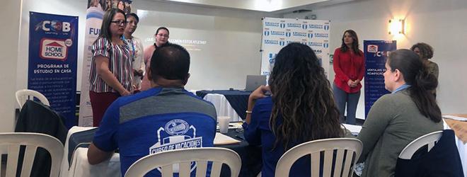 FUNIBER presenta su programa de Becas a miembros de laConfederación Deportiva y delComité Olímpico de Guatemala