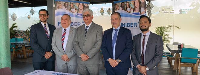 FUNIBER y UNEATLANTICO firman convenio con la Universidad Panamericana de Guatemala