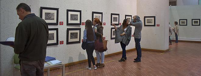 """Gran éxito en la inauguración de la exposición """"La Tauromaquia"""" de Goya en Bogotá"""