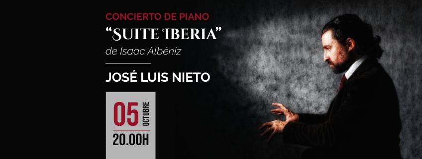 FUNIBER organiza concierto de José Luis Nieto en la Orquesta Sinfónica Nacional de Bolivia
