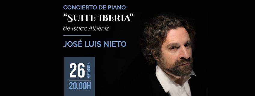 José Luis Nieto inicia en Brasil su nueva gira por América del Sur