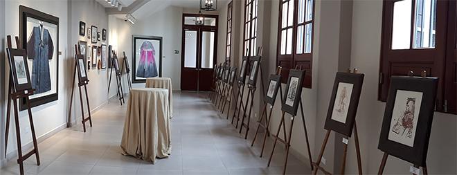 Gran inauguración de la exposición 'Dalí frente a Miró' en el Palacio Bolívar de Panamá