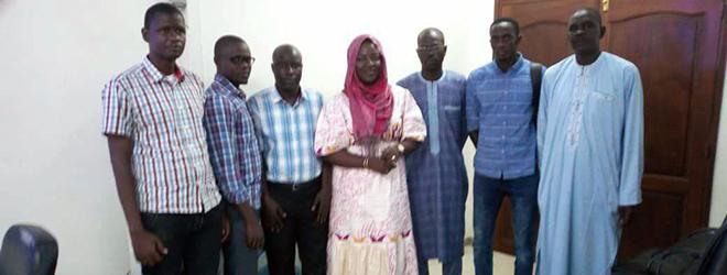 Reunión entre FUNIBER y el Ministerio de Enseñanza Superior de Senegal