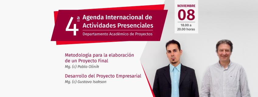 FUNIBER organizará en Argentina talleres presenciales sobre metodología de proyectos