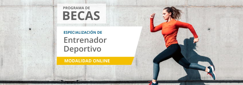 FUNIBER lanza convocatoria de becas para cursar la especialización de Entrenador Deportivo