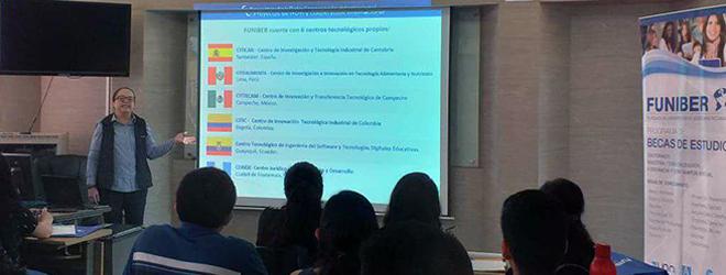 FUNIBER participa en el 1º Congreso Estudiantil de la Universidad San Carlos de Guatemala