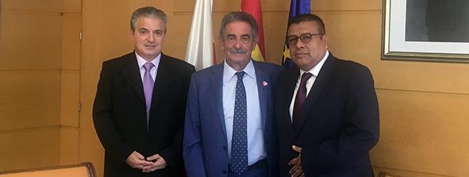 El presidente de Cantabria, Miguel Ángel Revilla, será testigo de honor de la constitución del CICUIDT