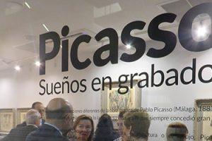 exitosa-exposicion-de-picasso-en-el-centro-cultural-de-espana-en-panama