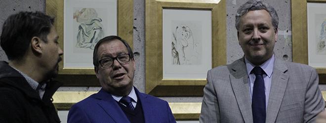 FUNIBER firma convenio de colaboración en Chile con la Corporación Cultural de la comuna de La Granja