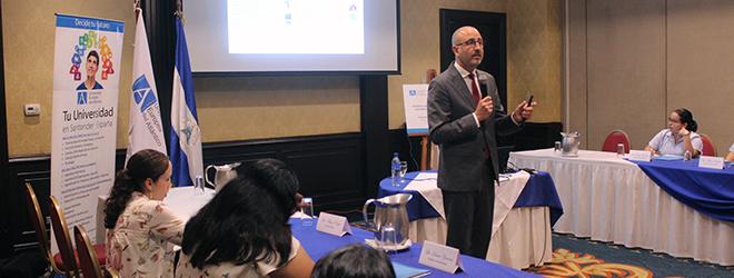 FUNIBER organiza conferencia en Nicaragua sobre parentalidad positiva