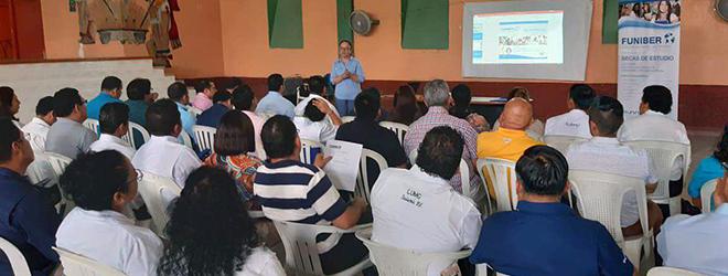 FUNIBER presenta su programa de Becas en varias universidades de Guatemala
