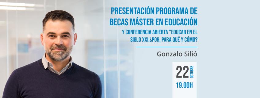 Presentación del programa de Becas de FUNIBER en Guayaquil