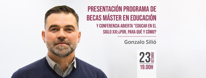 FUNIBER presentará en Quito su programa de becas de la Maestría en Educación