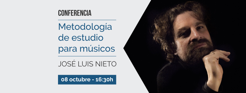 José Luis Nieto impartirá conferencia en Paraguay sobre metodología de estudio para músicos