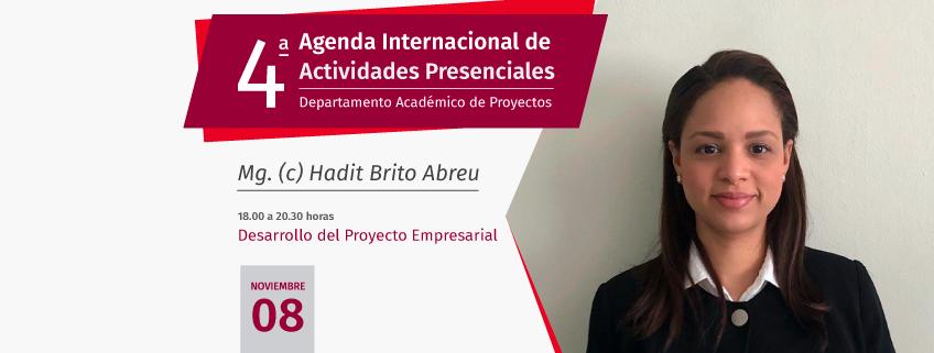 FUNIBER organizará en República Dominicana taller sobre el Desarrollo del proyecto empresarial