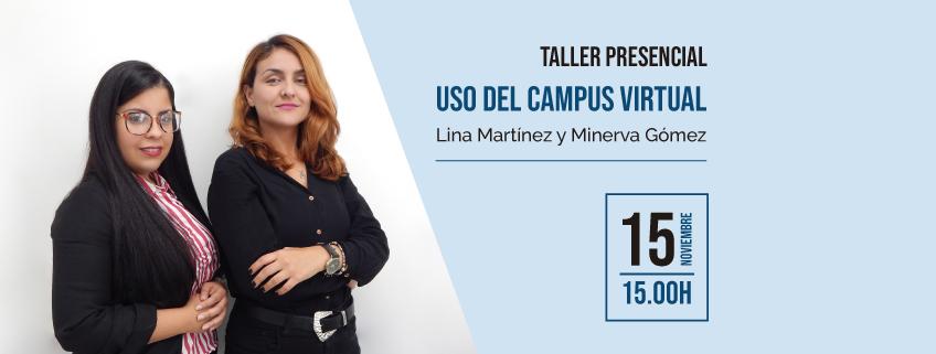 Nuevo taller presencial en Argentina sobre el uso del Campus Virtual