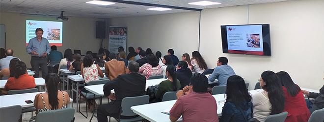 El Departamento de Proyectos de FUNIBER imparte en Ecuador Taller sobre el Desarrollo del Proyecto empresarial