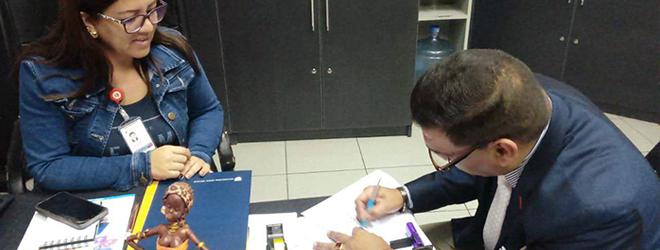 FUNIBER firma convenio de colaboración con la Universidad César Vallejo
