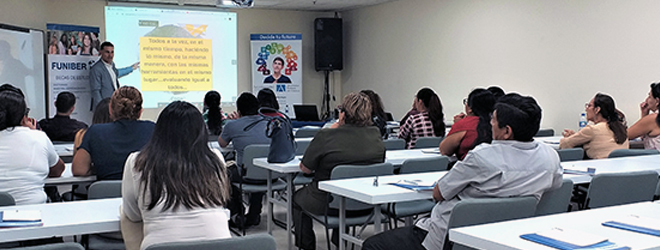 FUNIBER organiza en Ecuador un taller sobre Modelos educativos