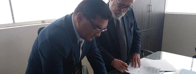 FUNIBER y la Universidad La Salle de Arequipa firman convenio de colaboración