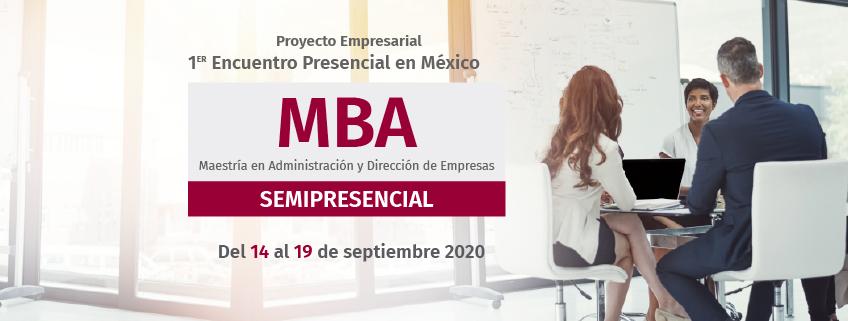 FUNIBER organiza en UNINI México el primer encuentro académico del MBA semipresencial
