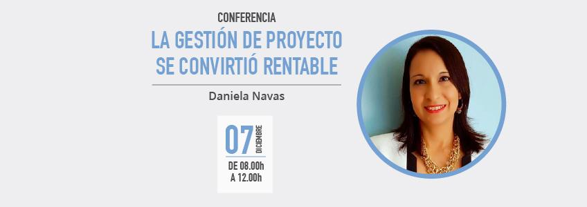 FUNIBER organiza conferencia en República Dominicana sobre la Gestión de Proyectos