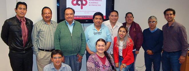 Exitoso taller en México sobre el desarrollo del Proyecto empresarial