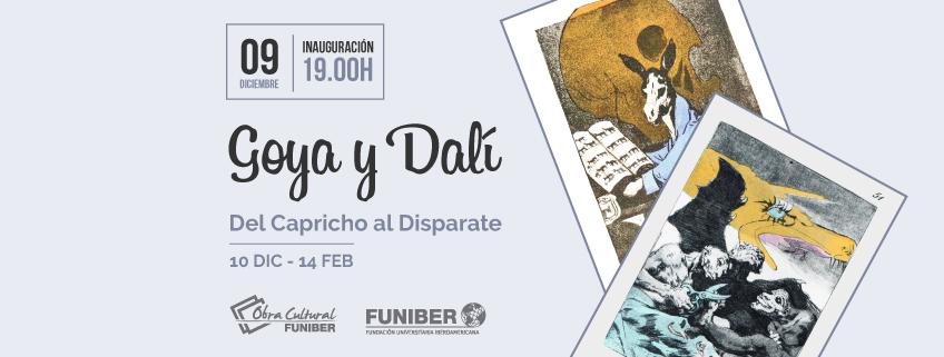 """Exposición """"Del capricho al disparate""""en el Museo para la Identidad Nacional (MIN) de Tegucigalpa"""