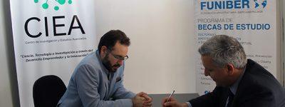funiber-firma-convenio-con-el-centro-de-investigacion-y-estudios-avanzados-ciea-de-paraguay