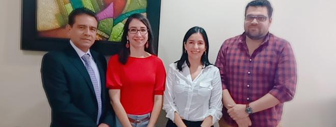 FUNIBER firma convenio de colaboración con el Colegio Médico Provincial de Guayas
