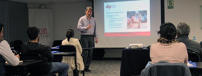 FUNIBER organiza talleres en Perú sobre metodología de proyectos