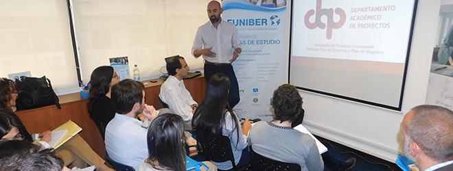 FUNIBER organiza talleres en Uruguay sobre el Proyecto empresarial