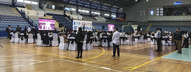 FUNIBER presenta su programa de becas en el Día del Deportista de Guatemala