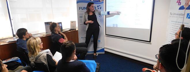 Magnífica sesión informativa en Uruguay sobre el programa de becas de FUNIBER