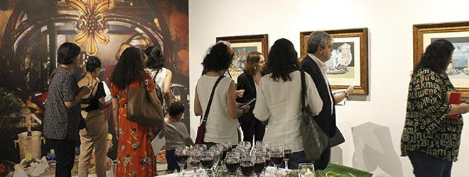 Inaugurada la exposición de Dalí en el Centro Cultural de España Juan de Salazar de Asunción