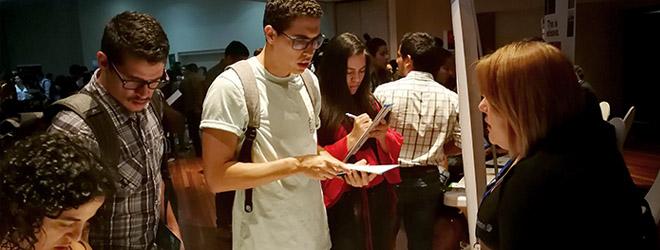 FUNIBER presenta su programa de becas en la FIEP 2020 de San José