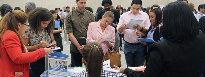 FUNIBER presenta su programa de becas en la FIEP 2020 de Santo Domingo