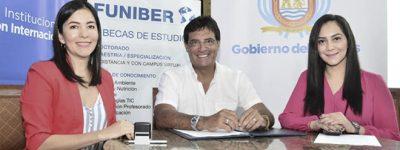 funiber-y-el-gobierno-provincial-del-guayas-firman-convenio-de-colaboracion