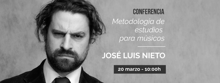 """Conferencia sobre """"metodología de estudio para músicos"""" en el Benemérito Conservatorio de Puebla"""