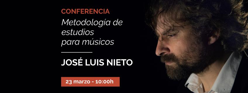 Conferencia de José Luis Nieto en la Escuela Superior de Arte de Yucatán