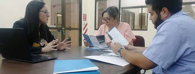 FUNIBER se reunió en Paraguay con la empresa farmacéutica INDUFAR