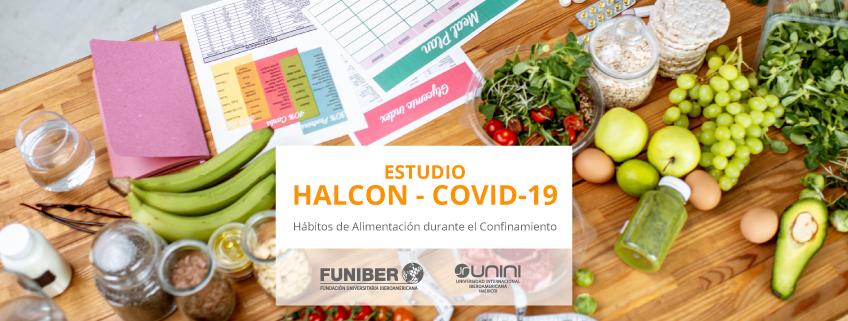FUNIBER patrocina estudio de investigación HALCON sobre hábitos de alimentación durante el Confinamiento