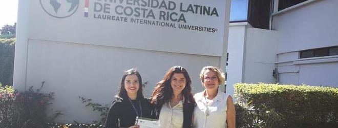 FUNIBER y la Universidad Latina de Costa Rica firman convenio de colaboración
