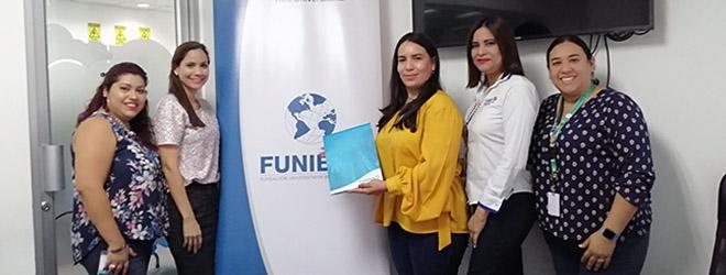 FUNIBER firma convenio de colaboración con Remitly Nicaragua