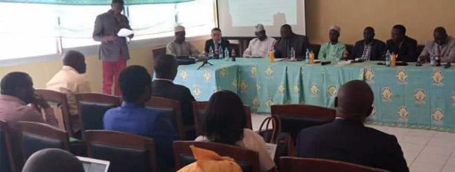 Representantes de FUNIBER visitan la Universidad de Maroua